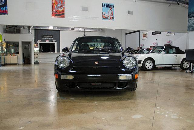 Used 1997 Porsche 993 C4S Black on Black 993 C4S