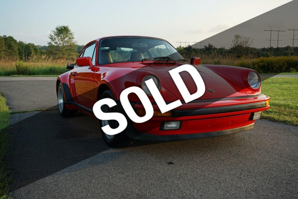 Used 1986 Porsche 911 Carrera Turbo Used 1986 Porsche 911 Carrera Turbo for sale Sold at Vertex Auto Group in Miami FL 1