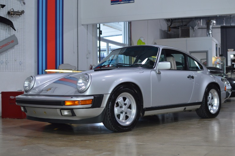 Used Used 1989 Porsche 911 Carrera for sale $94,000 at Vertex Auto Group in Miami FL
