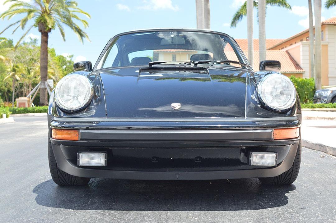Used 1983 Porsche 911 Turbo