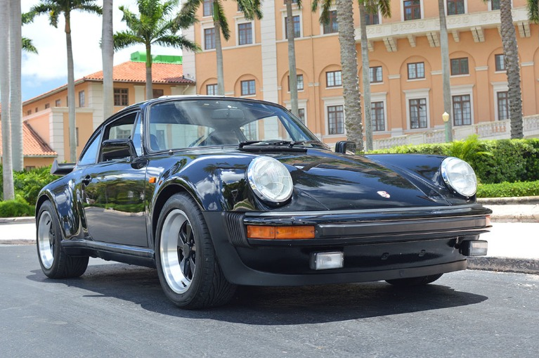 Used Used 1983 Porsche 911 Turbo for sale $84,999 at Vertex Auto Group in Miami FL