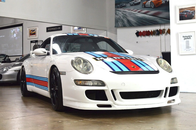 Used Used 2007 Porsche 911 GT3 for sale $98,000 at Vertex Auto Group in Miami FL