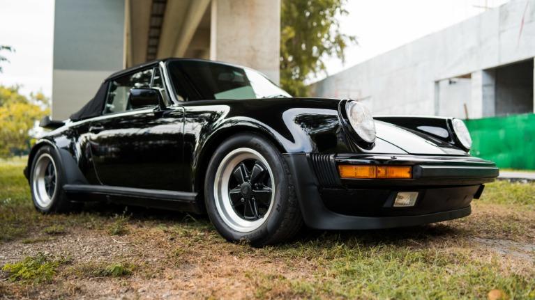 Used Used 1989 Porsche 911 Carrera Turbo for sale $109,000 at Vertex Auto Group in Miami FL