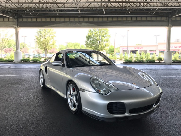 Used Used 2001 Porsche 996 Turbo Turbo for sale $44,999 at Vertex Auto Group in Miami FL
