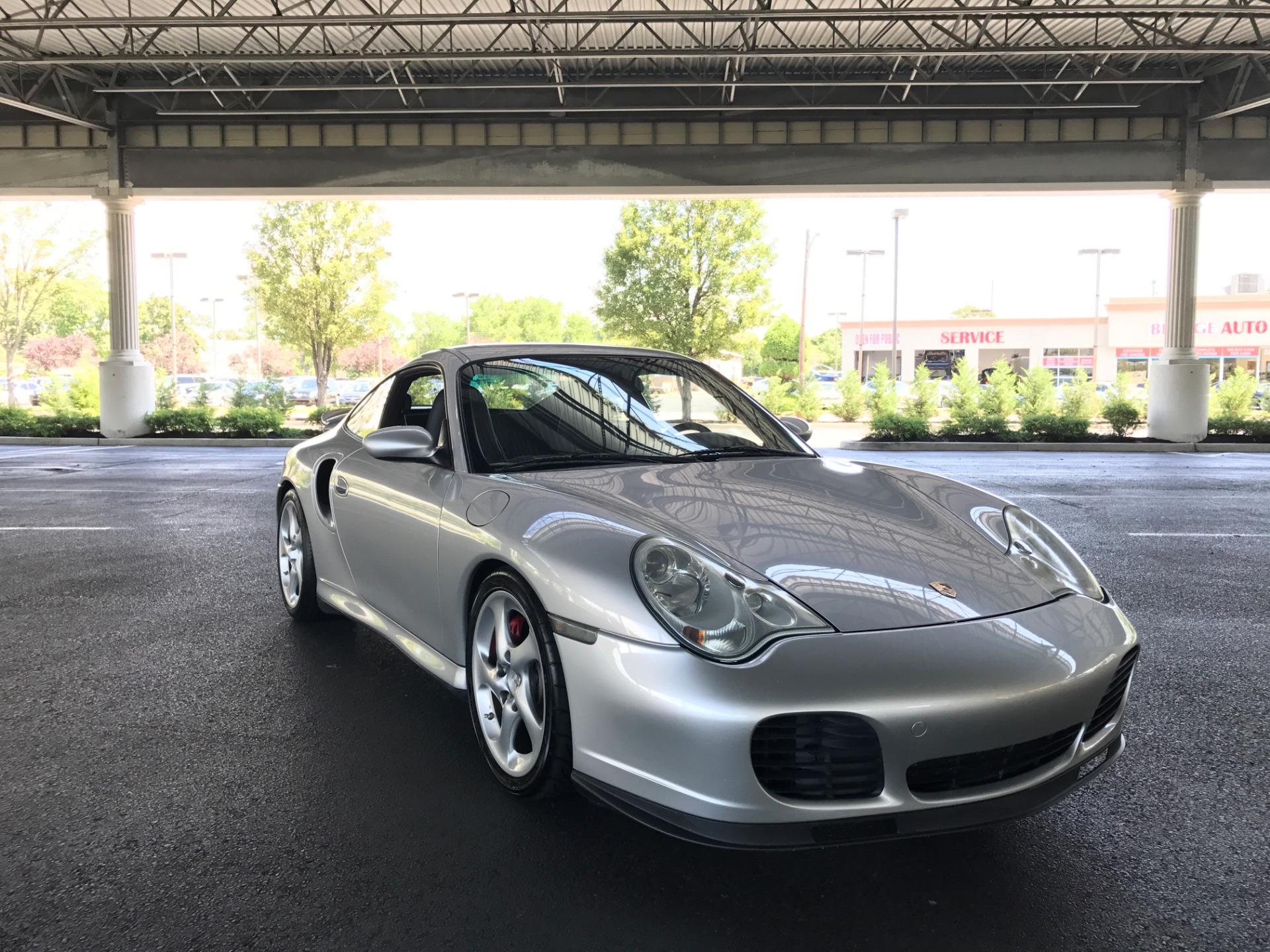 Used 2001 Porsche 996 Turbo Turbo