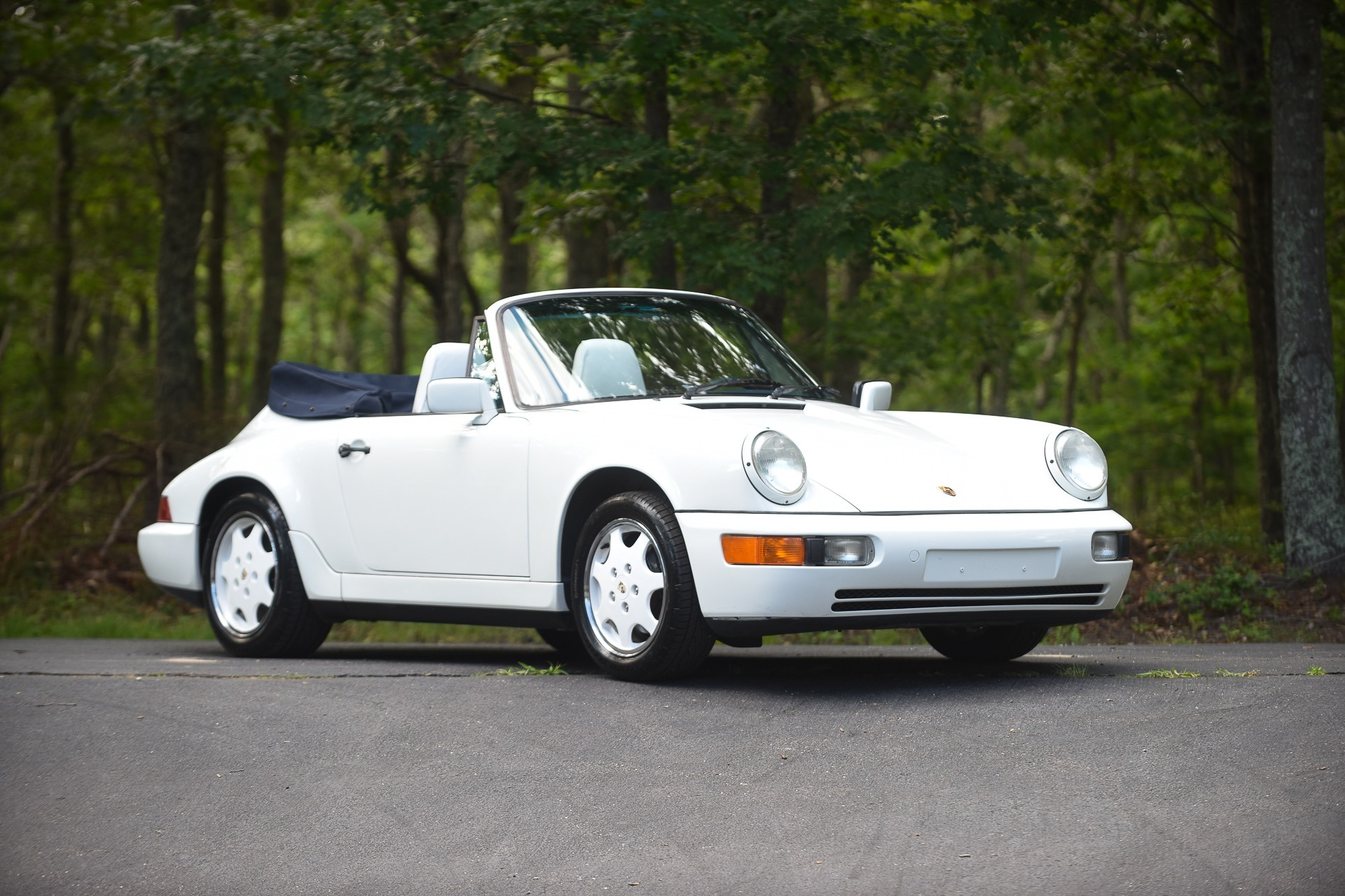 Used-1991-Porsche-911-Carrera