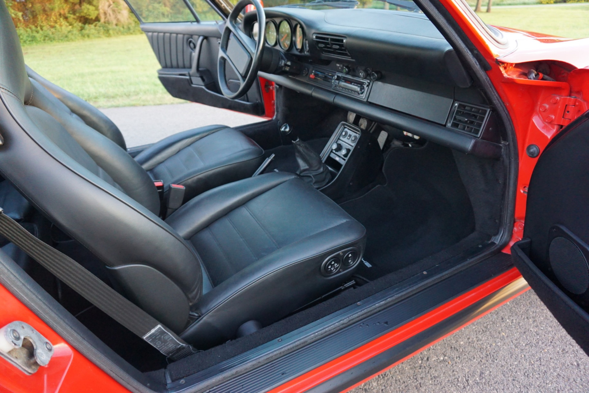 Used 1986 Porsche 911 Carrera Turbo For Sale ($92,999) | Vertex Auto