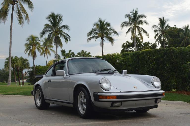 Used Used 1989 Porsche 911 Carrera for sale $59,999 at Vertex Auto Group in Miami FL