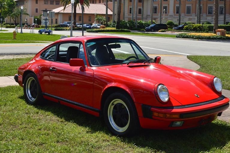 Used Used 1988 Porsche 911 Carrera for sale $44,999 at Vertex Auto Group in Miami FL