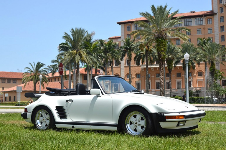 Used Used 1988 Porsche 911 Turbo Slantnose Carrera Turbo for sale $135,999 at Vertex Auto Group in Miami FL