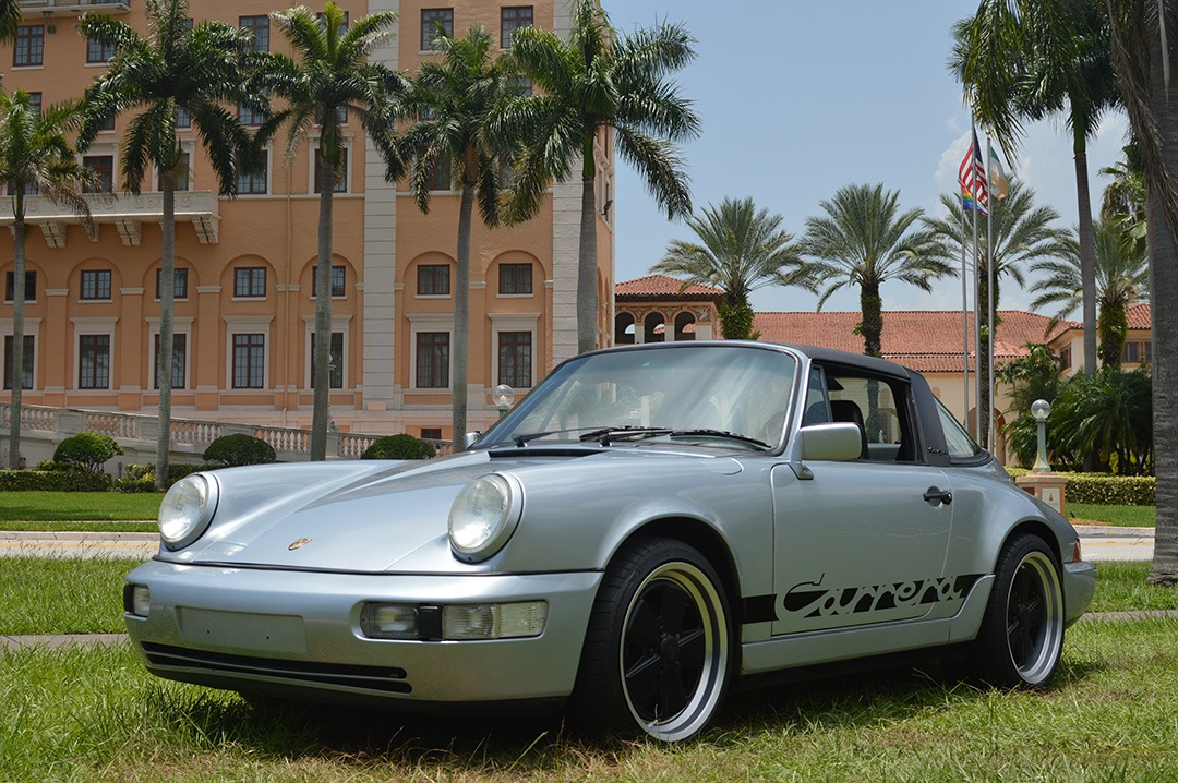 Used 1991 Porsche 911 Carrera