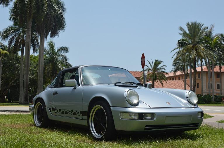 Used Used 1991 Porsche 911 Carrera for sale $59,999 at Vertex Auto Group in Miami FL
