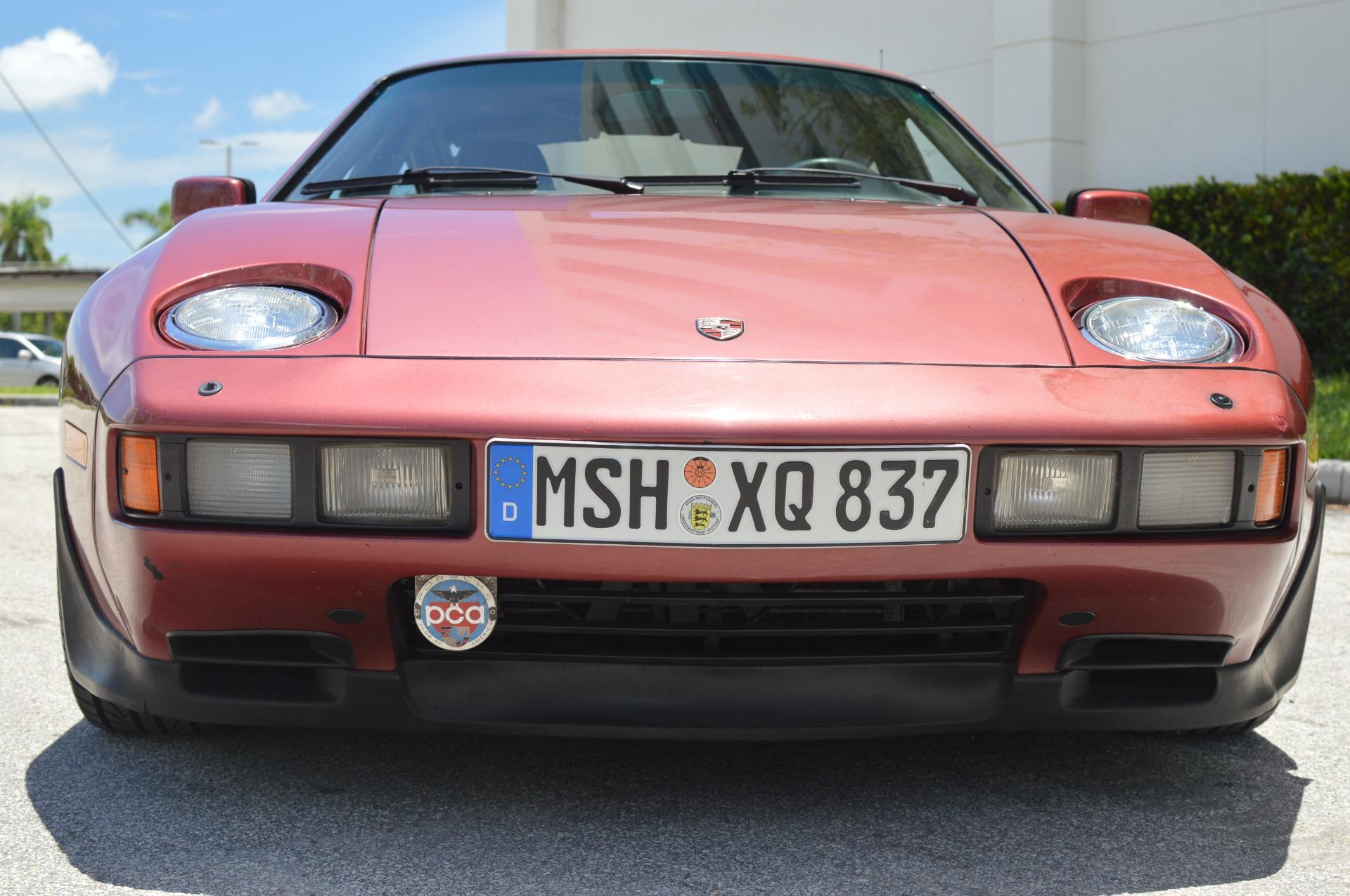 Used 1982 Porsche 928