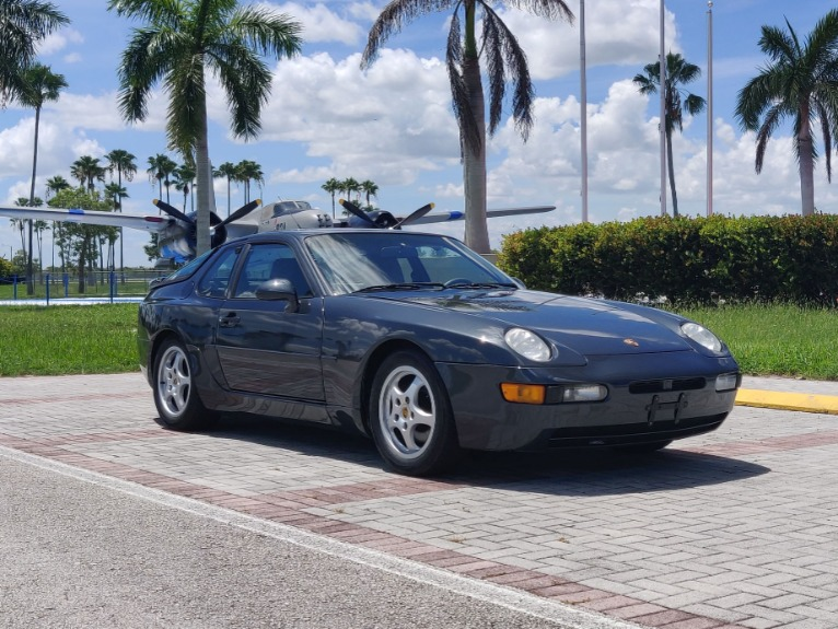 Used Used 1992 Porsche 968 Coupe for sale $16,999 at Vertex Auto Group in Miami FL