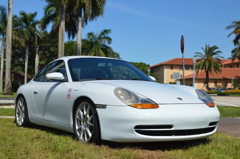 Used Used 1999 Porsche 911 Carrera for sale $24,999 at Vertex Auto Group in Miami FL