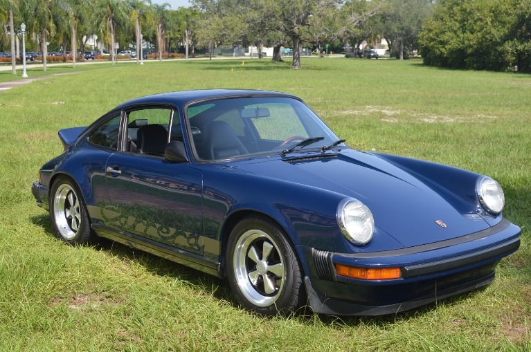 Used Used 1987 Porsche 911 Carrera for sale $52,999 at Vertex Auto Group in Miami FL