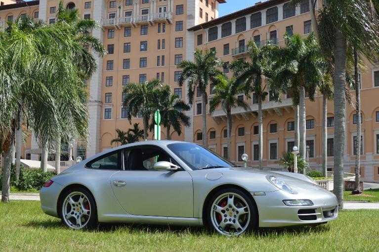 Used Used 2005 Porsche 911 Carrera S for sale $40,999 at Vertex Auto Group in Miami FL