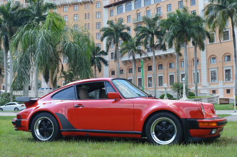 Used Used 1986 Porsche 911 Ruf Turbo for sale $174,000 at Vertex Auto Group in Miami FL