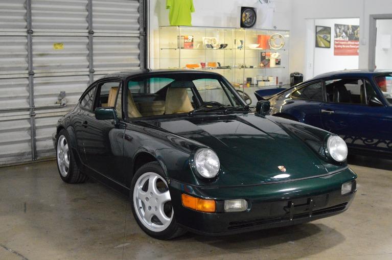 Used Used 1990 Porsche 911 Carrera 2 for sale $64,999 at Vertex Auto Group in Miami FL