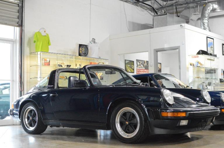Used Used 1987 Porsche 911 Carrera for sale $44,999 at Vertex Auto Group in Miami FL
