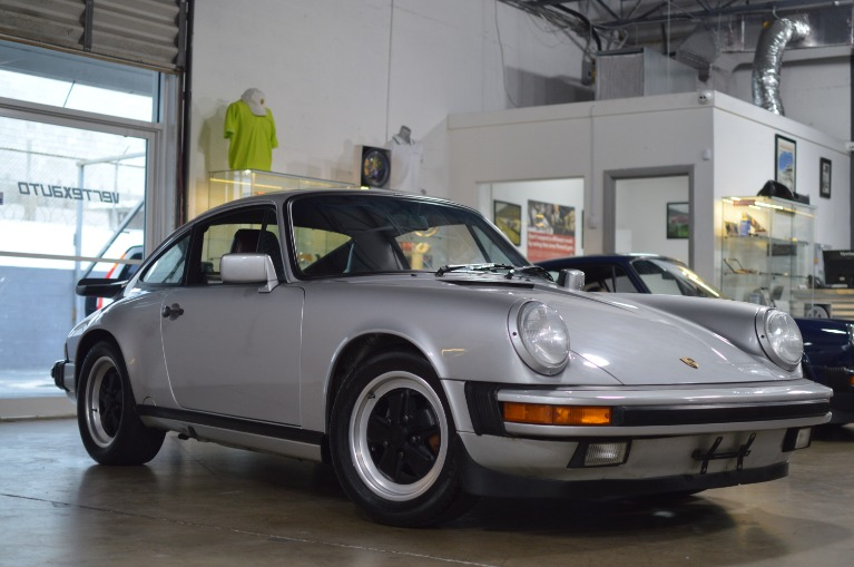 Used Used 1987 Porsche 911 Carrera for sale $48,999 at Vertex Auto Group in Miami FL