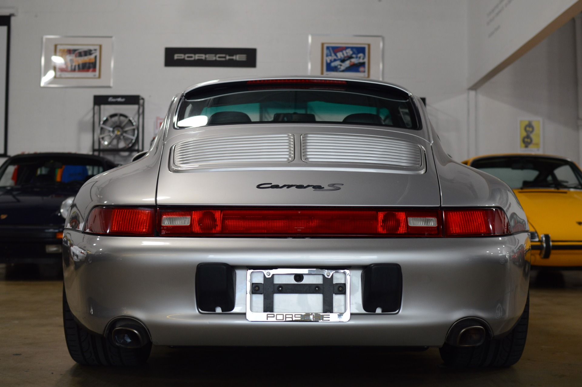 Used 1998 Porsche 993 S Carrera S