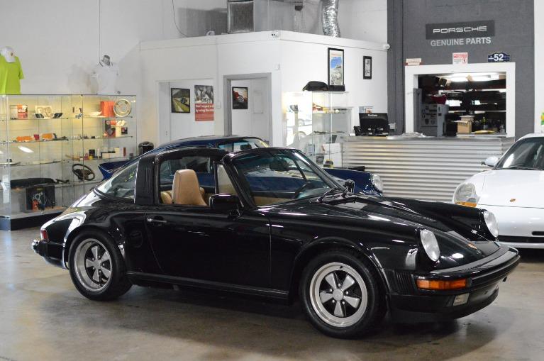 Used Used 1989 Porsche 911 Carrera for sale $45,999 at Vertex Auto Group in Miami FL