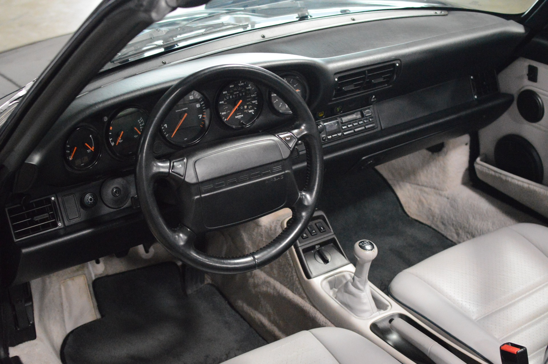 Used 1993 Porsche 911 Carrera