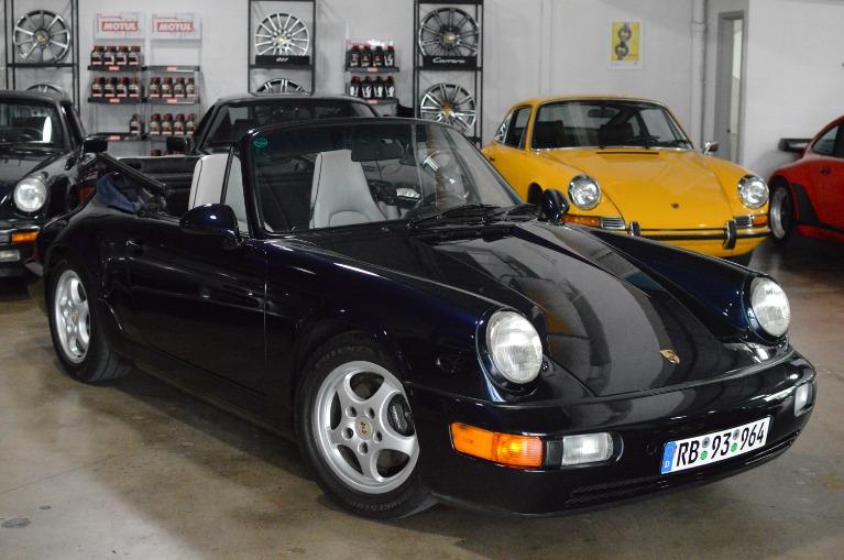 Used Used 1993 Porsche 911 Carrera for sale $49,911 at Vertex Auto Group in Miami FL
