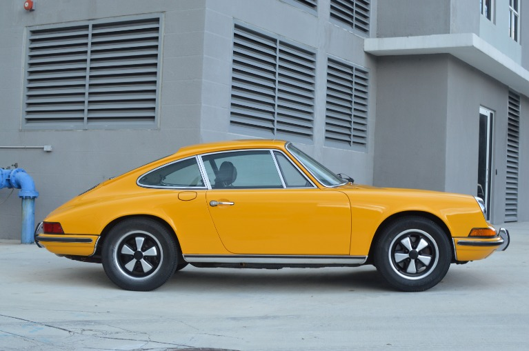 Used Used 1972 Porsche 911 T for sale $78,999 at Vertex Auto Group in Miami FL