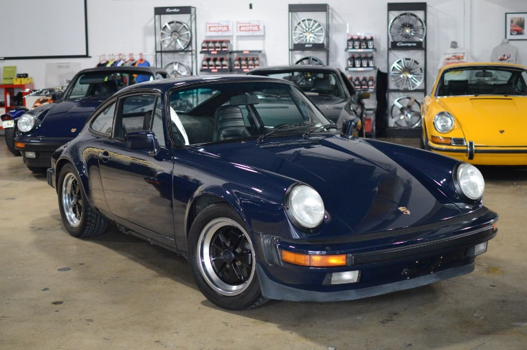 Used Used 1986 Porsche 911 Carrera for sale $44,999 at Vertex Auto Group in Miami FL