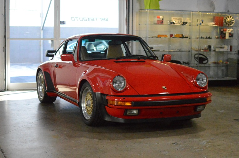 Used Used 1986 Porsche 911 Turbo Carrera Turbo for sale $83,999 at Vertex Auto Group in Miami FL
