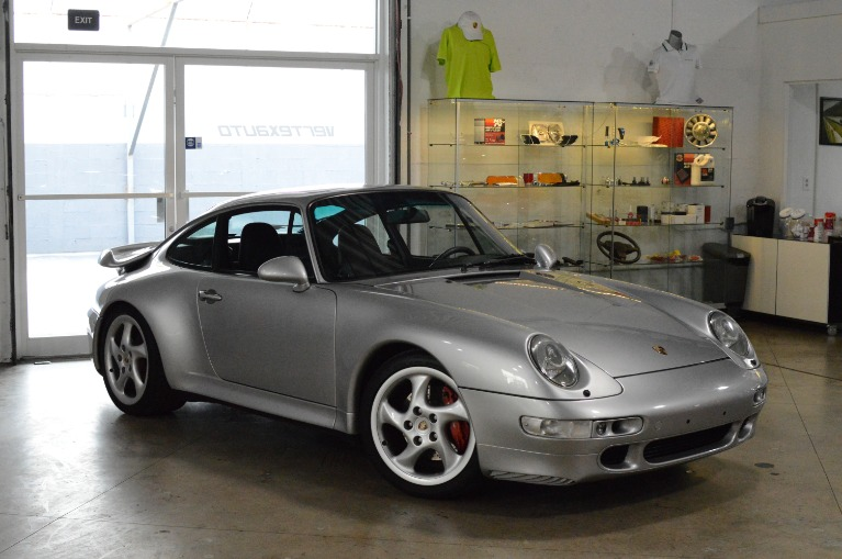 Used Used 1997 Porsche 993 Turbo Turbo for sale $137,999 at Vertex Auto Group in Miami FL