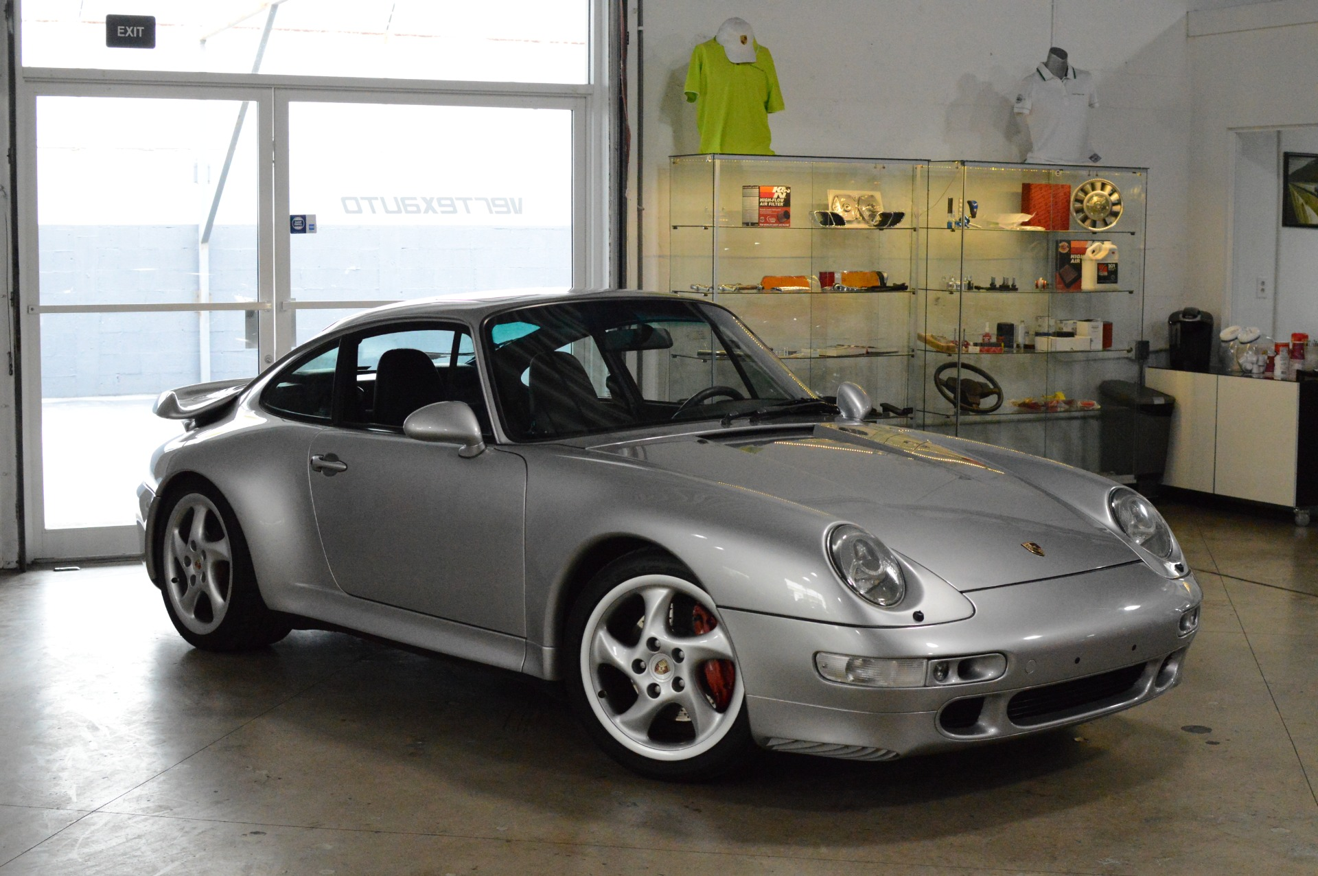 Used 1997 Porsche 993 Turbo Turbo