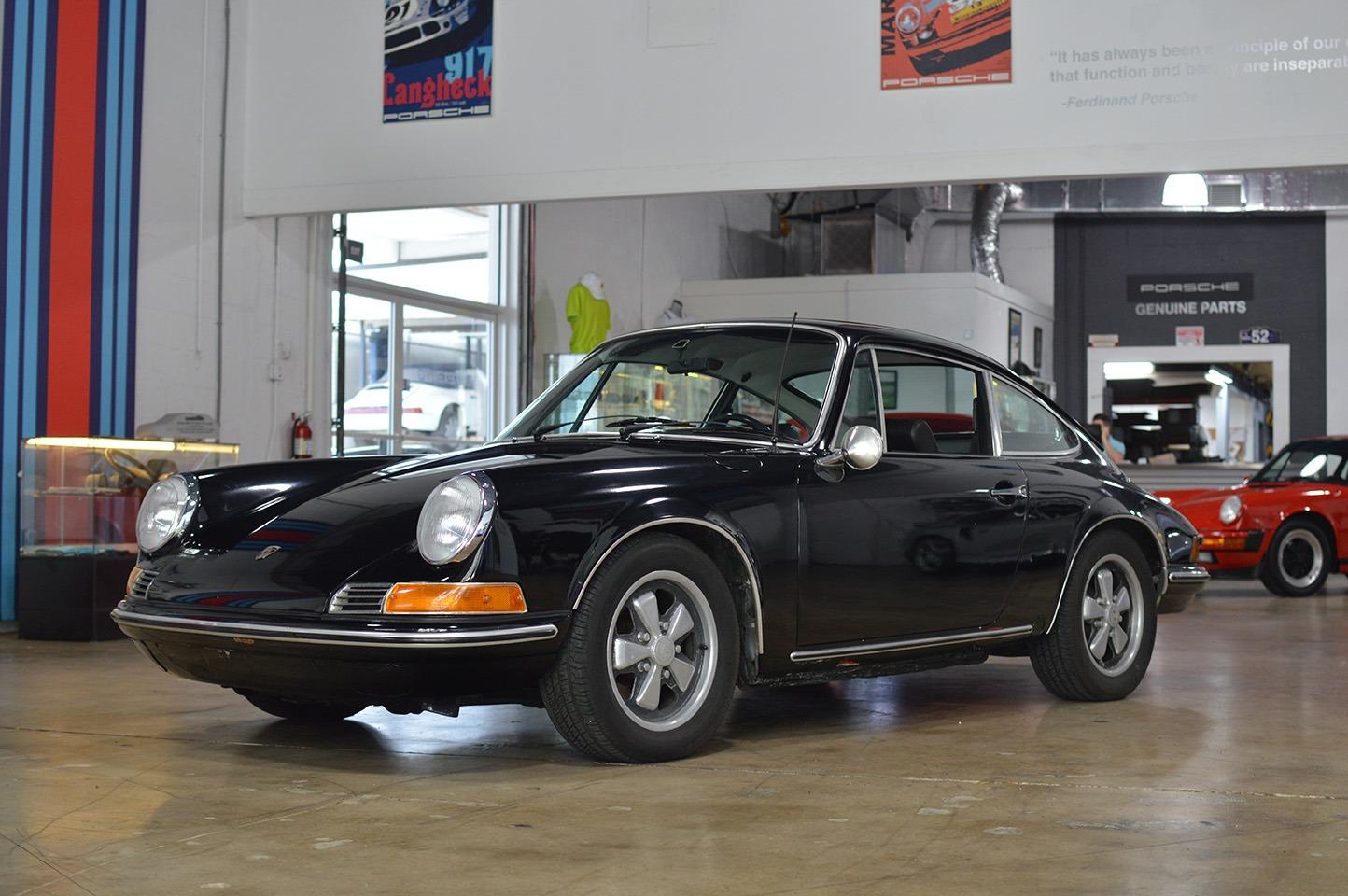Used 1969 Porsche 912