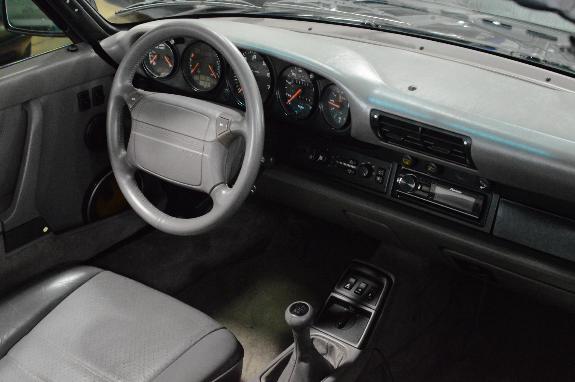Used 1991 Porsche 964 C2 Carrera 2