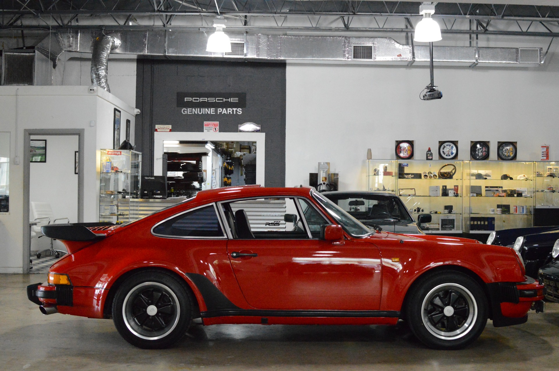 Used 1979 Porsche 930 Turbo