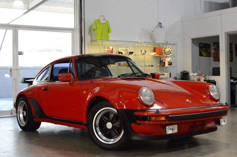 Used Used 1979 Porsche 930 Turbo for sale $74,999 at Vertex Auto Group in Miami FL