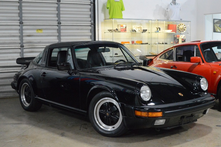 Used Used 1986 Porsche 911 Carrera for sale $37,999 at Vertex Auto Group in Miami FL