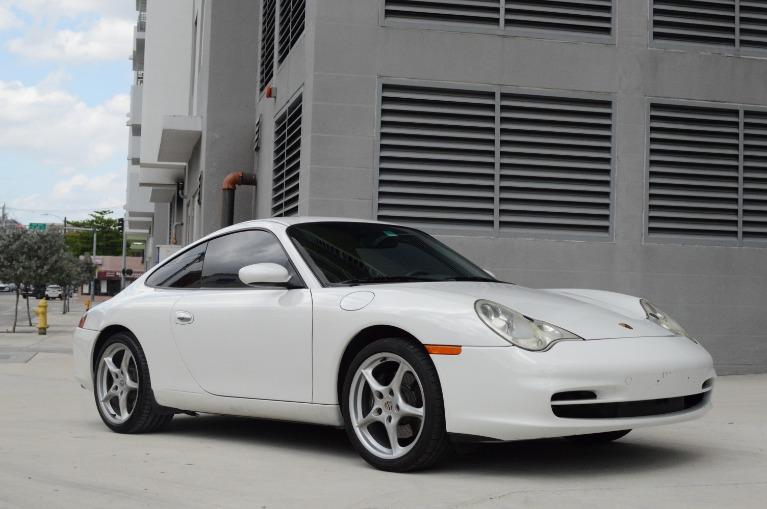 Used Used 2002 Porsche 911 Carrera for sale $24,999 at Vertex Auto Group in Miami FL