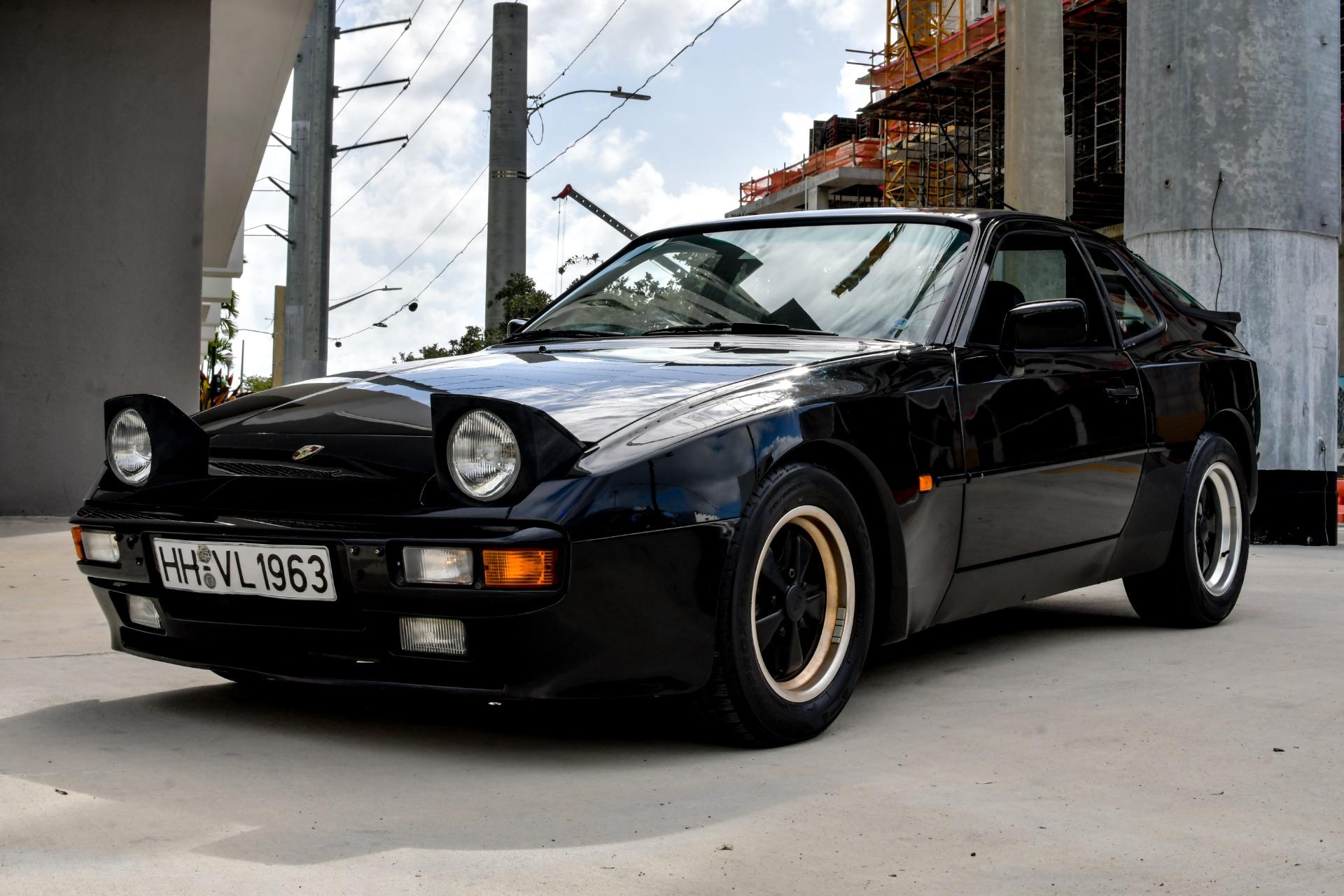 Used 1983 Porsche 944