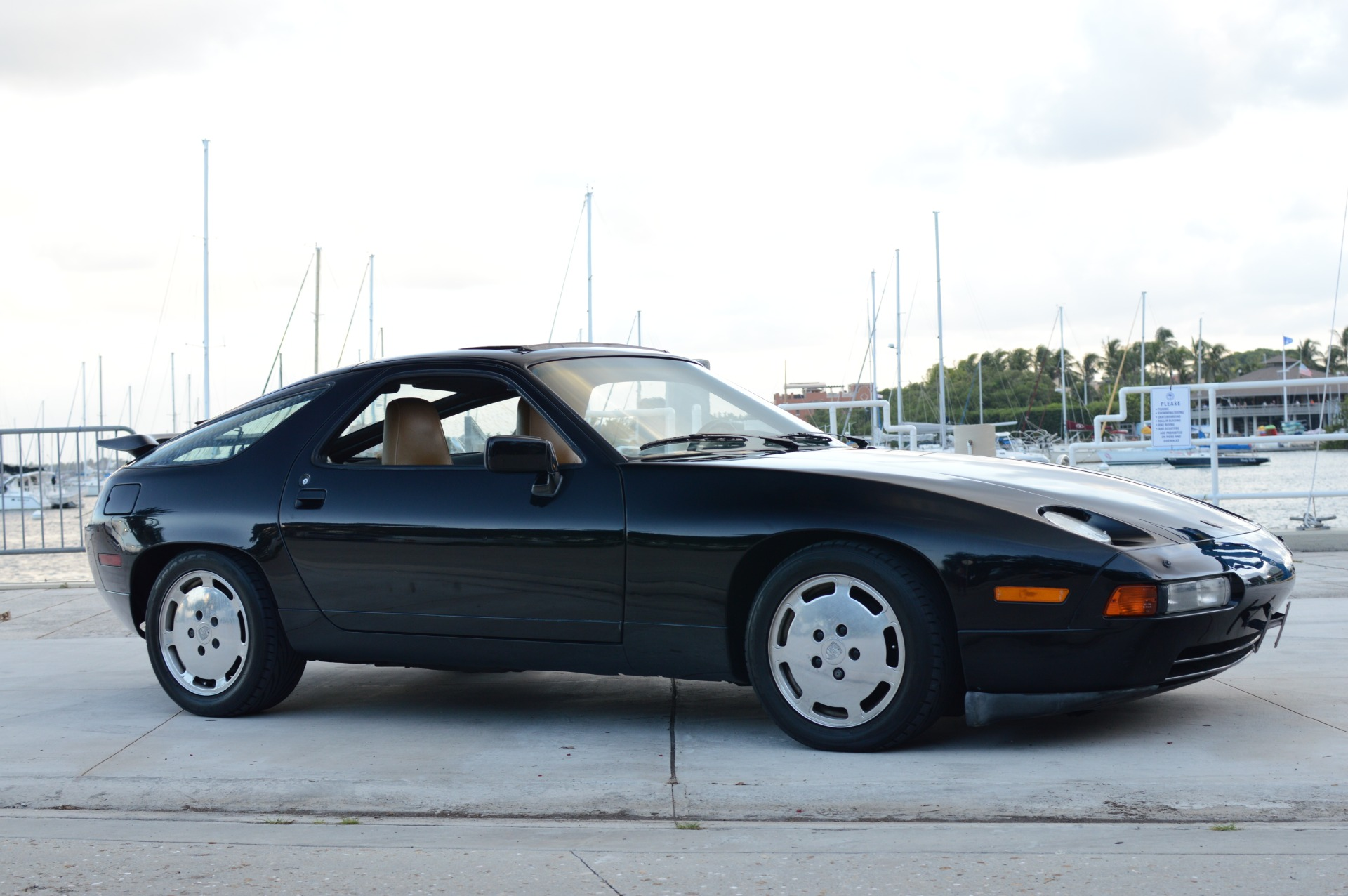 Used 1987 Porsche 928 S4