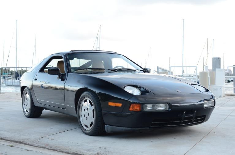 Used Used 1987 Porsche 928 S4 for sale $54,999 at Vertex Auto Group in Miami FL