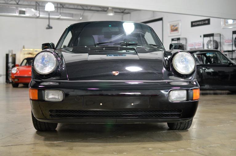 Used-1991-Porsche-911-Carrera-964-C4