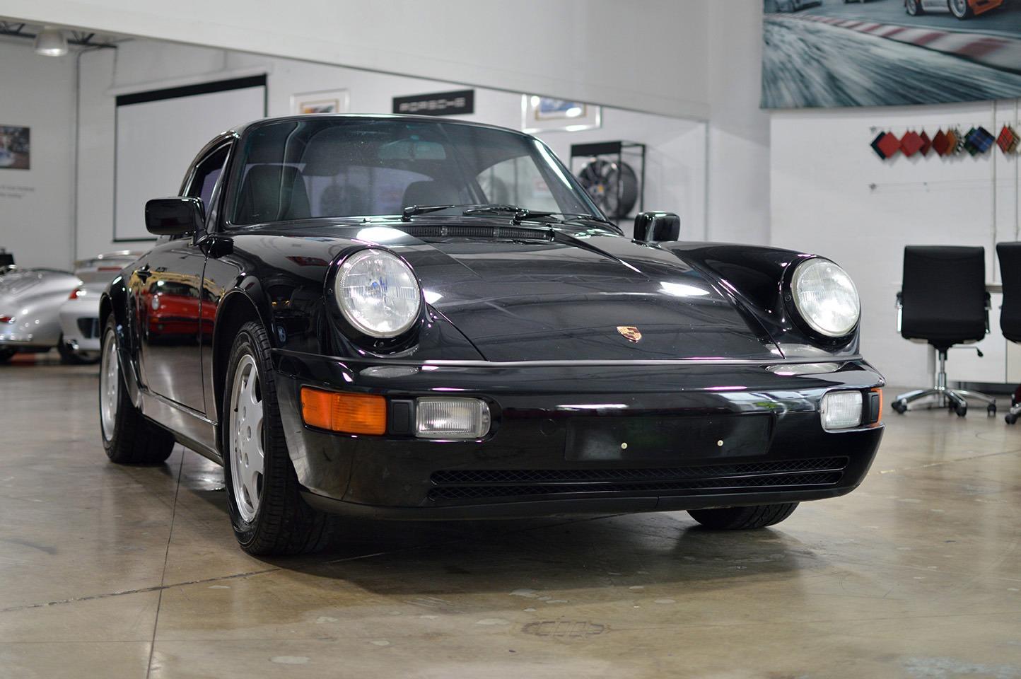 Used 1991 Porsche 911 Carrera 964 C4