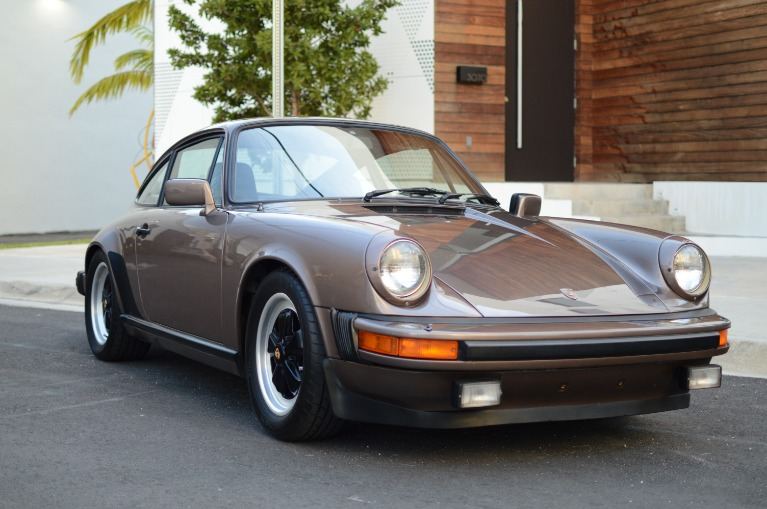 Used Used 1983 Porsche 911 SC for sale $64,999 at Vertex Auto Group in Miami FL