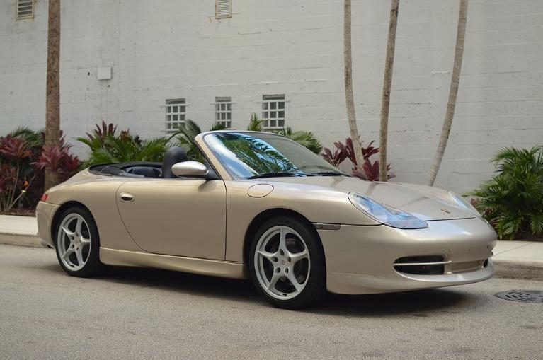 Used Used 1999 Porsche 911 Carrera for sale $20,999 at Vertex Auto Group in Miami FL