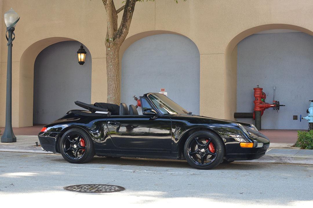 Used 1998 Porsche 911 Carrera