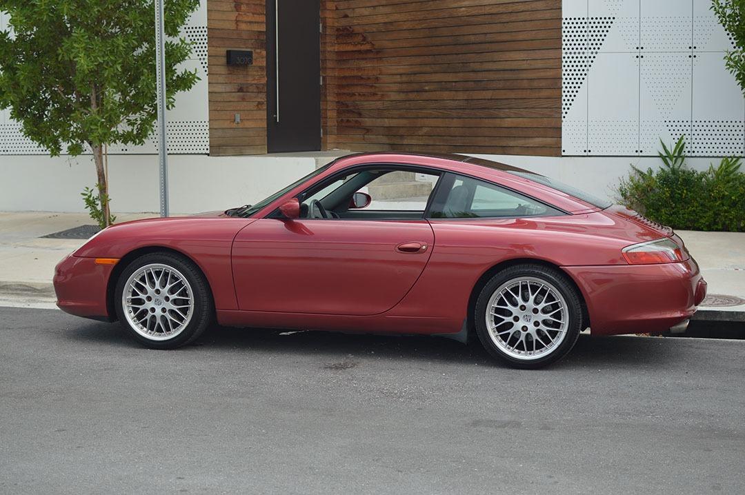 Used 2003 Porsche 996 Targa