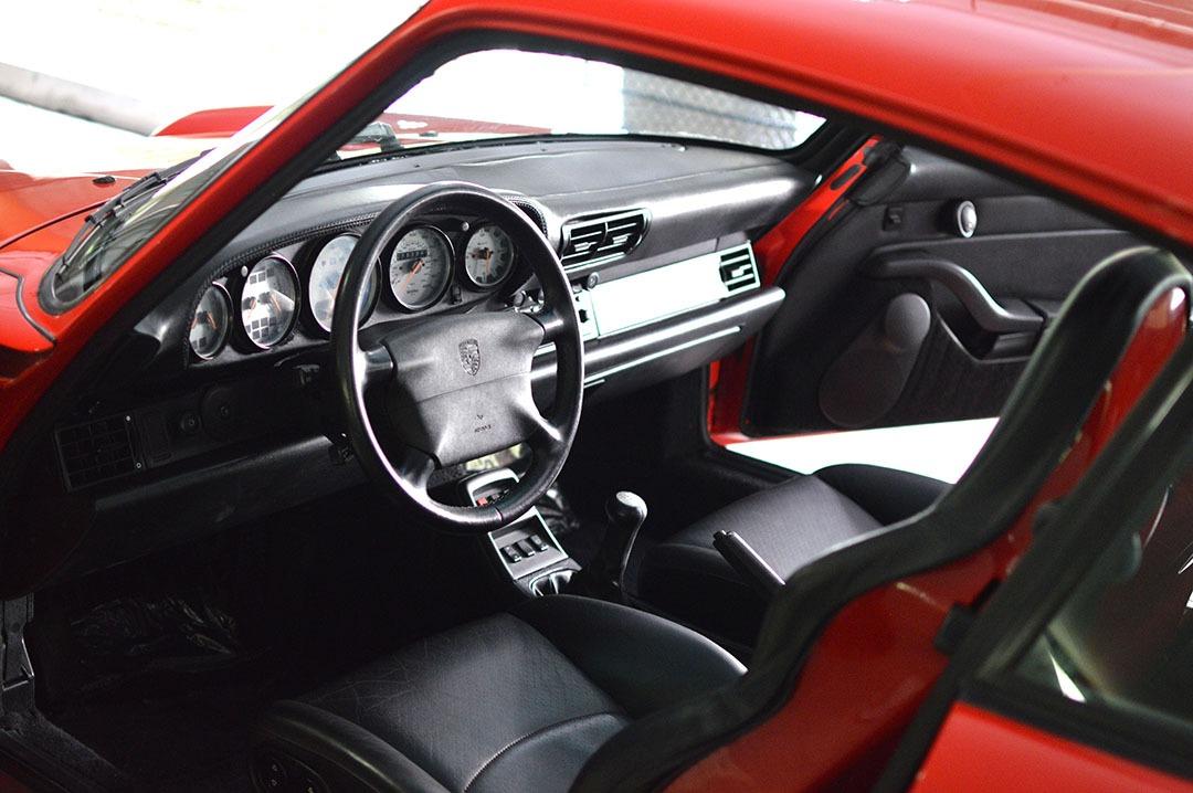 Used 1997 PORSCHE 993 TURBO TURBO